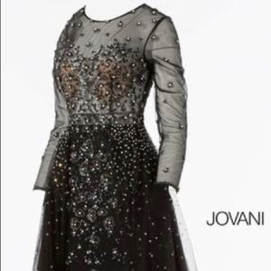 Jovani 53743 prom dress